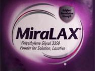 2pm Miralax
